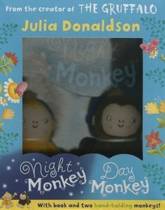 Night Monkey Day Monkey Books