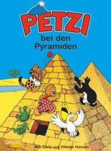 Petzi 05. Petzi bei den Pyramiden