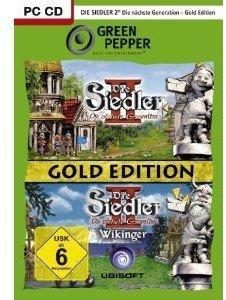 Green Pepper: Die Siedler 2 - Nächste Generation - Gold Edition