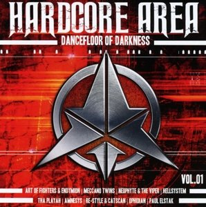 Hardcore Area-Dancefloor Of