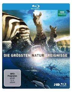 Die Größten Naturereignisse-Ltd.Steelbox