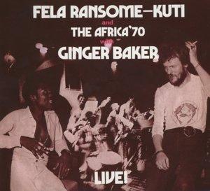 Fela With Ginger Baker Live (Remastered)