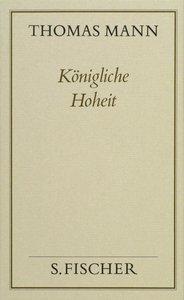 Königliche Hoheit ( Frankfurter Ausgabe)
