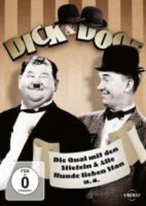Dick & Doof - Die Qual mit den Stiefeln / Alle Hunde lieben Stan