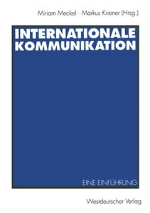 Internationale Kommunikation