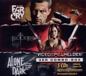 Videospielhelden Box (4xCD)+Bonus CD