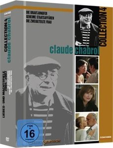 Claude Chabrol Collection 4-Liebes-und Ma (DVD)