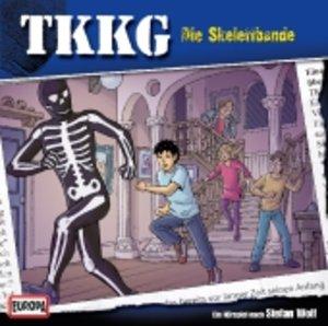 TKKG 173. Die Skelettbande