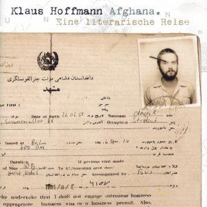 Afghana-Eine literarische Reise