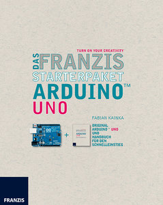 Das Franzis Starterpaket Arduino Uno