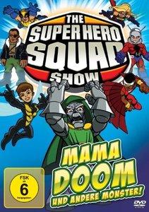 Super Hero Squad-Mama Doom u