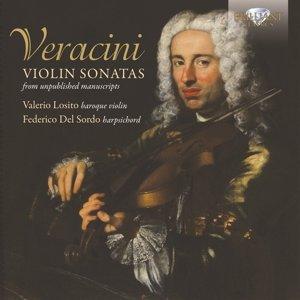 Violin Sonatas From Unpublished Manuscripts