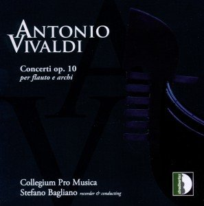 Concerti op.10 Per Flauto E Archi