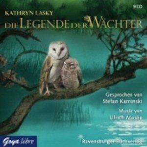 Die Legende der Wächter. 3 Bände