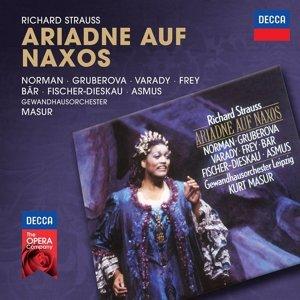 R.Strauss: Ariadne Auf Naxos (Decca Opera)