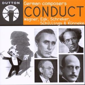 German Composers Conduct...