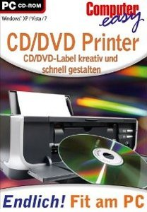 Computer easy: CD/DVD Printer