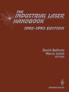 The Industrial Laser Handbook
