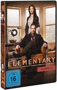 Elementary - Season 1.2 (3 Discs, Multibox)