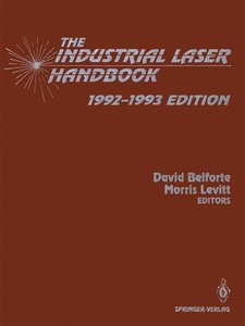 The Industrial Laser Handbook