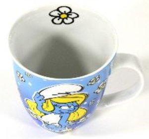 Schlümpfe - Tasse, 350ml blau