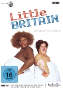 Little Britain - Die komplette 3. Staffel