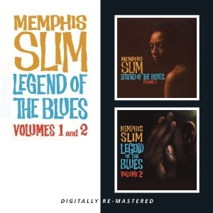 Legend Of The Blues Volumes 1 And 2