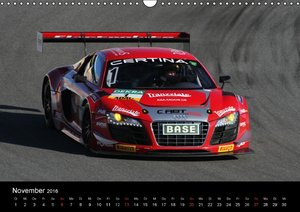 GT Masters (Wandkalender 2016 DIN A3 quer)