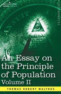 An Essay on the Principle of Population, Volume II