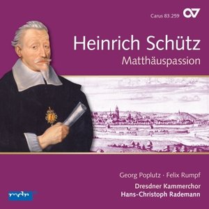 Matthäuspassion (GA) (Schütz-Edition Vol. 11)