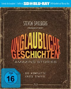Amazing Stories-Staffel Eins (SD on Blu-ray)