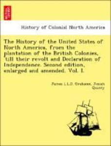 The History of the United States of North America, from the plan