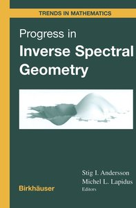Progress in Inverse Spectral Theory