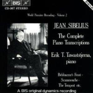 Piano Transcriptions vol.2