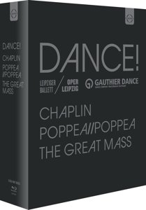 Dance: Chaplin/Poppea/The Great Mass