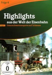 (4)Güterschwertransporte Auf Schienen