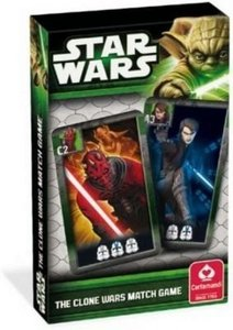 ASS Altenburger - Clone Wars Match Game, Kartenspiel, Memory