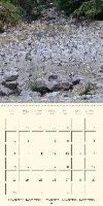Boulders, Rocks and Stones (Wall Calendar 2015 300 × 300 mm Squa
