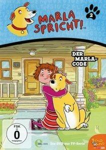 (2)DVD z.TV-Serie-Der Marla-Code