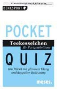 Pocket Quiz Teekesselchen für Fortgeschrittene