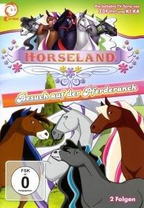 (6)Besuch auf der Pferderanch