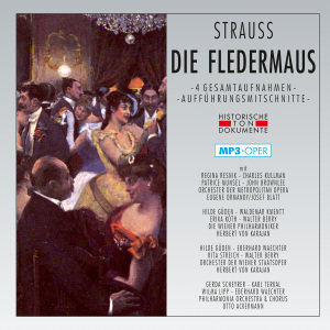 Die Fledermaus-MP3 Operette