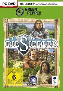 Green Pepper: Die Siedler - Aufstieg eines Königreichs