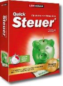 QuickSteuer 2014 - Version 20.00 (für Steuerjahr 2013)