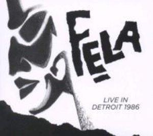 Fela Kuti Live In Detroit 1986