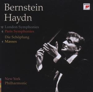 Leonard Bernstein Conducts Haydn