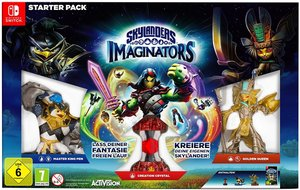 Skylanders Imaginators- Starter Pack