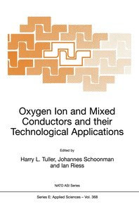 Oxygen Ion and Mixed Conductors and their Technological Applicat