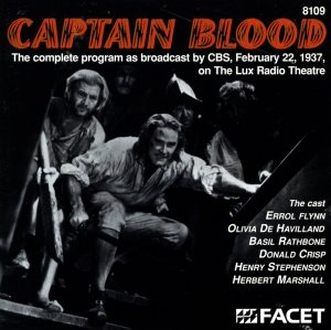 Captain Blood/Radio 1937