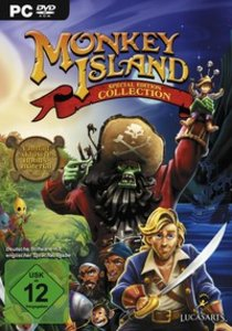 Monkey Island - Special Edition Collection (Software Pyramide)